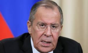 Λαβρόφ: «Κλειδί» για την ανατολική Μεσόγειο η αποκατάσταση της Κύπρου