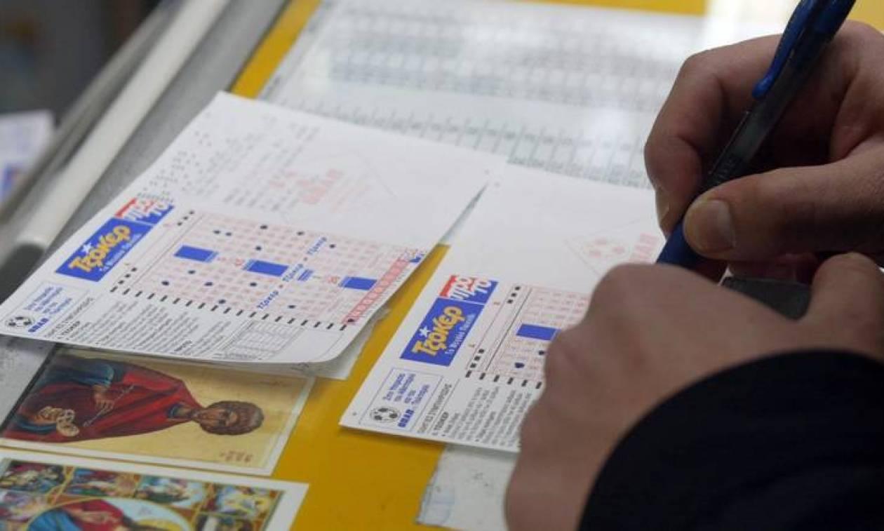 Τζόκερ κλήρωση [1874]: Με αυτούς τους αριθμούς θα κερδίσεις το 1.300.000 ευρώ