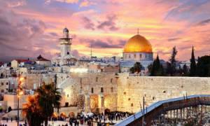 Το θέμα της Ιερουσαλήμ επισκιάζει τους Αγίους Τόπους