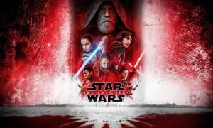 «Σαρώνει» στο box office το τελευταίο Star Wars