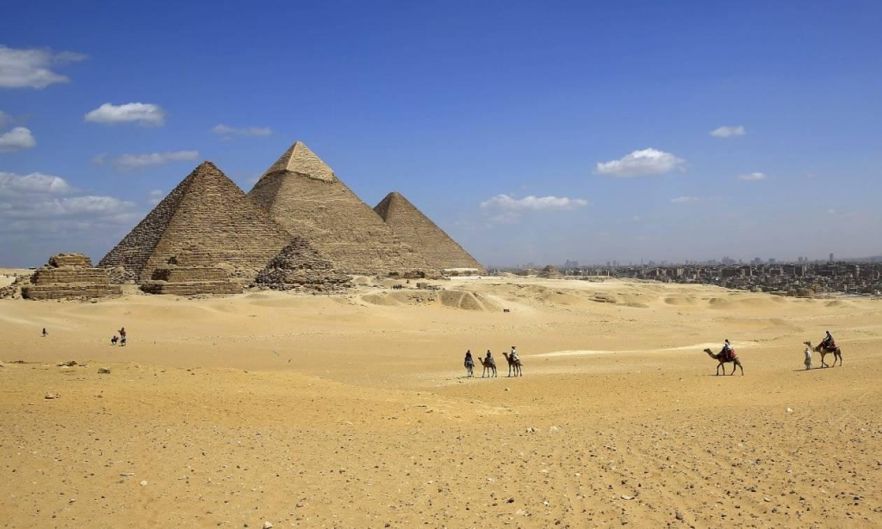 Προσπάθησε να βγάλει από την Αίγυπτο 329 νομίσματα αμύθητης αξίας (pic)