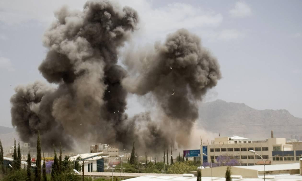 Υεμένη: Τουλάχιστον πέντε νεκροί σε αεροπορικές επιδρομές