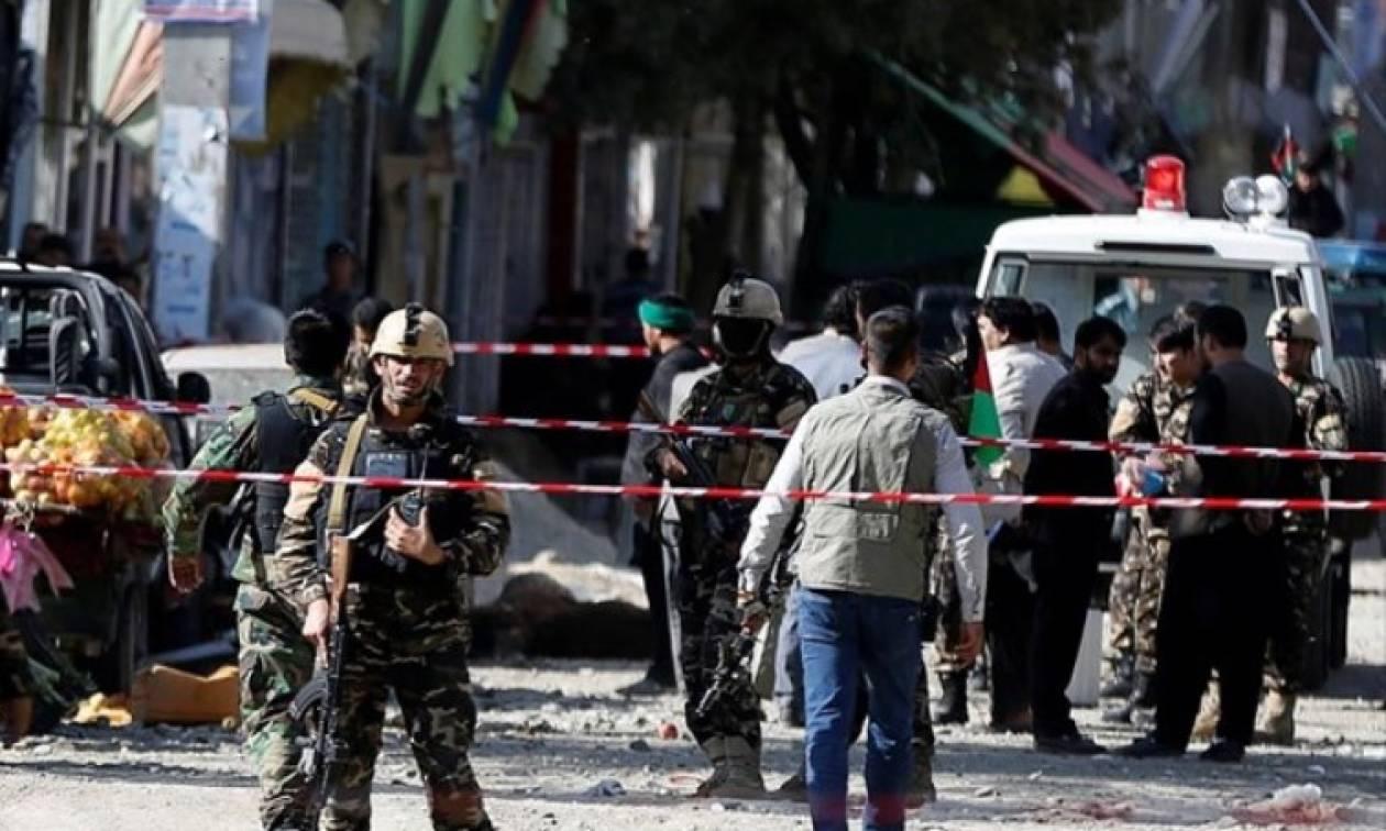 Πέντε νεκροί από ισχυρή έκρηξη στην Καμπούλ