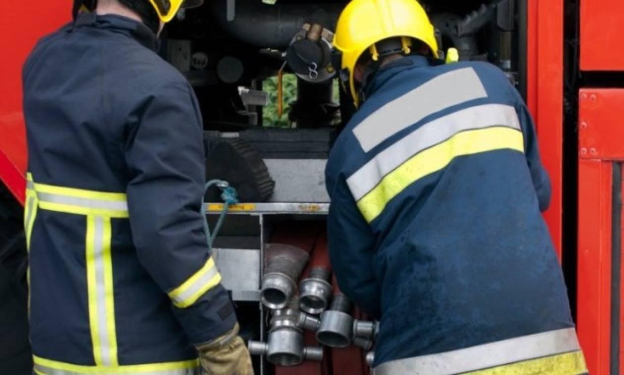 Καταστροφές έπειτα από φωτιά σε σπίτι στο Μόδεστο