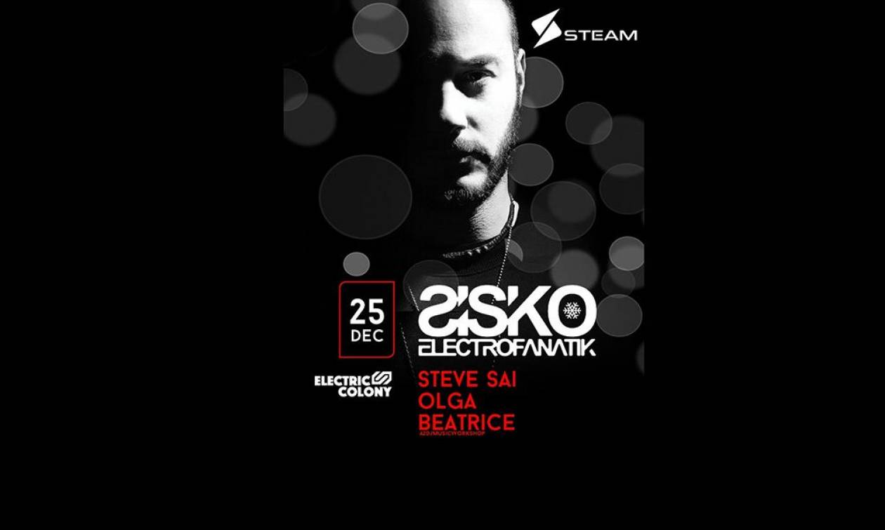 Electric Colony XMAS με Sisko Electrofanatik στο Steam