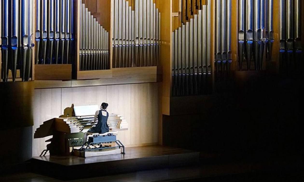Ρεσιτάλ της Oυρανίας Γκάσιου στο Μέγαρο Μουσικής Αθηνών
