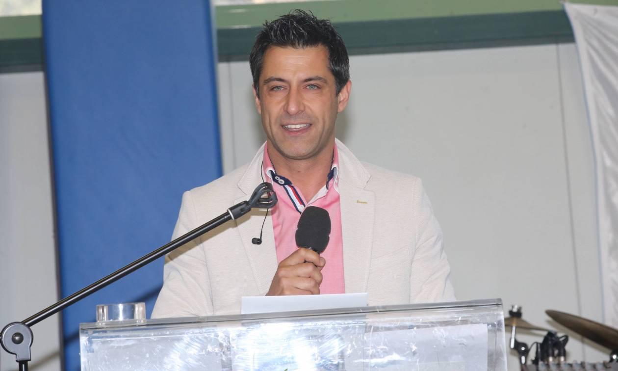 Κωνσταντίνος Αγγελίδης: Κρίσιμες ώρες για τον παρουσιαστή - Έτσι έγινε το φρικτό τροχαίο (vid)
