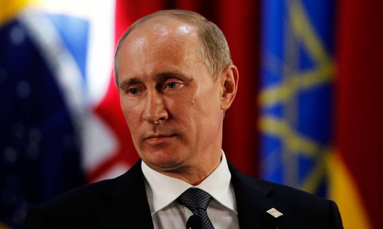 Πούτιν: Θα συνεχίσουμε να πολεμάμε την τρομοκρατία και στη Συρία αν χρειαστεί