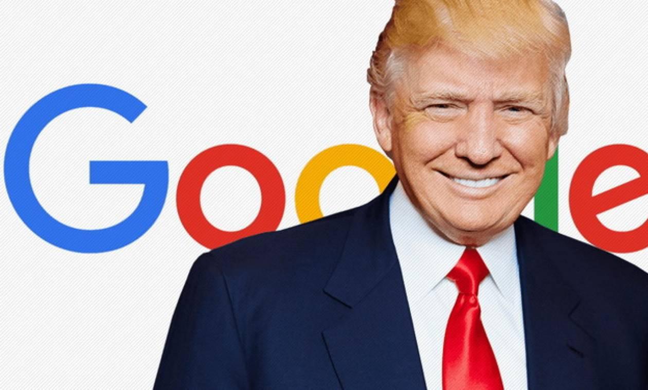 Πρώτος ο Τραμπ στη Γερμανία: Αυτόν αναζήτησαν περισσότερο οι χρήστες του ίντερνετ