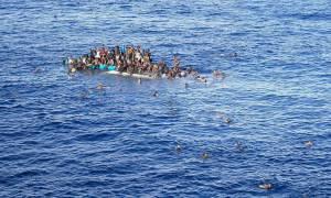 Διασώθηκαν 54 μετανάστες ανοιχτά της Χίου