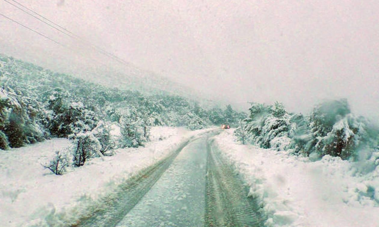 Καιρός: Έκτακτο δελτίο επιδείνωσης από την ΕΜΥ - Έρχεται νέος χιονιάς σε λίγες ώρες