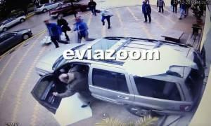 Συγκλονιστική μαρτυρία για το σοκαριστικό τροχαίο στην Εύβοια: Νομίζαμε ότι ήταν έκρηξη (vid)