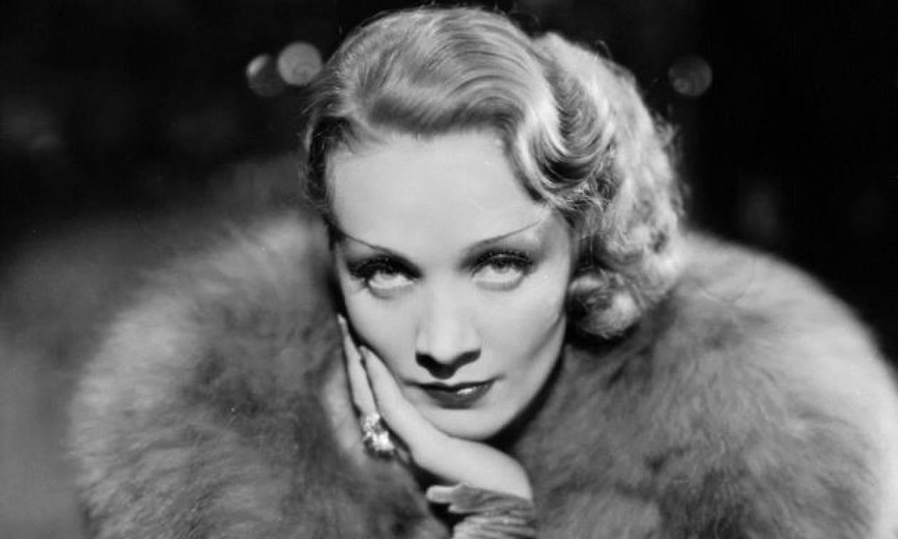Σαν σήμερα το 1901 γεννήθηκε η Γερμανίδα ηθοποιός Μαρλέν Ντίτριχ