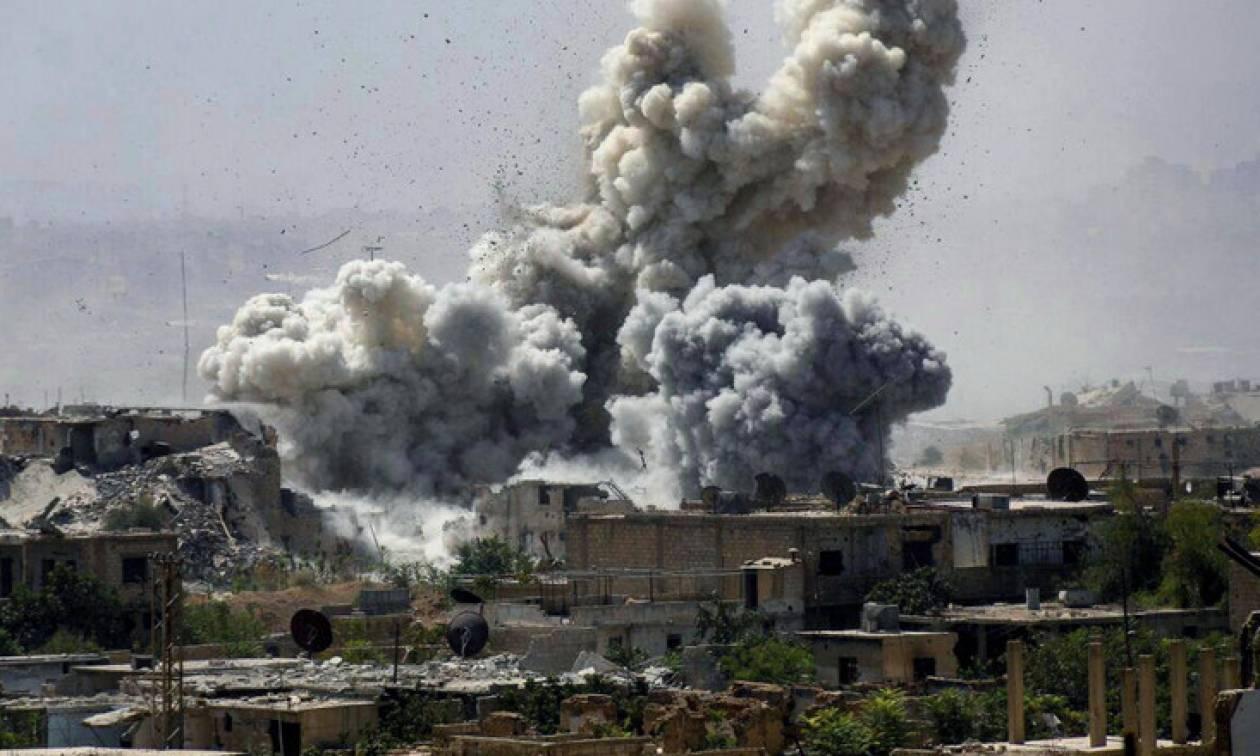 Συρία: Σε εξέλιξη διακομιδή τραυματιών από την Ανατολική Γούτα στη Δαμασκό