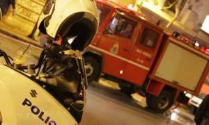Φωτιά σε διαμέρισμα στο κέντρο της Κοζάνης από αναμμένο κερί