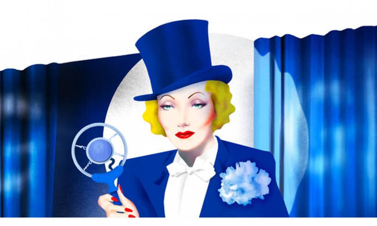 Μαρλέν Ντίτριχ: Ποια είναι η ηθοποιός που τιμά με doodle η Google