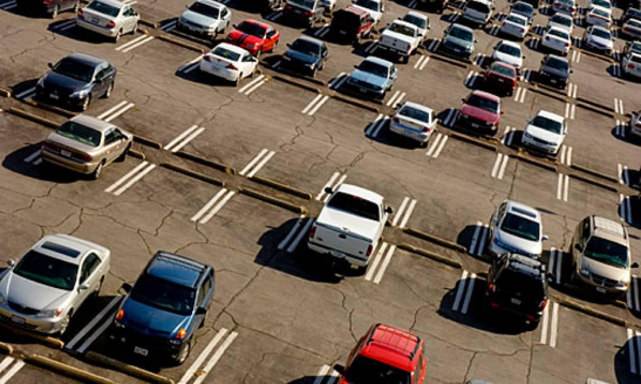 Δείτε πού μπορείτε να παρκάρετε δωρεάν μέχρι τις 7 Ιανουαρίου