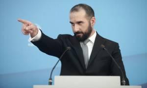 Τζανακόπουλος κατά Μπακογιάννη: Η εξωτερική πολιτική δεν γίνεται με tweets