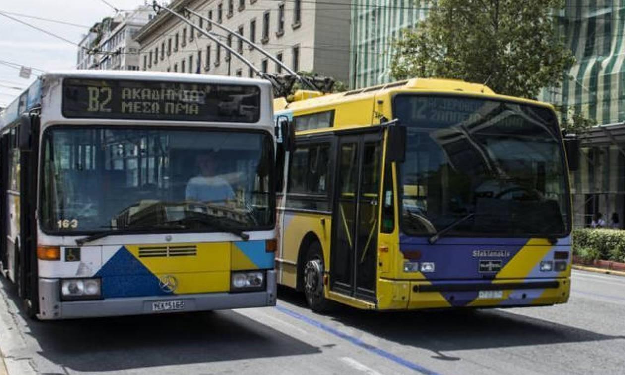 Δείτε πώς θα κινηθούν τα λεωφορεία την παραμονή Πρωτοχρονιάς
