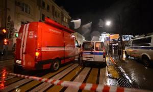 Συναγερμός στη Ρωσία: Έκρηξη σε σούπερ μάρκετ στην Αγία Πετρούπολη - Πολλοί τραυματίες (Live εικόνα)
