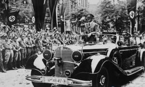 Στο «σφυρί» η Mercedes του Αδόλφου Χίτλερ - Δείτε φωτογραφίες