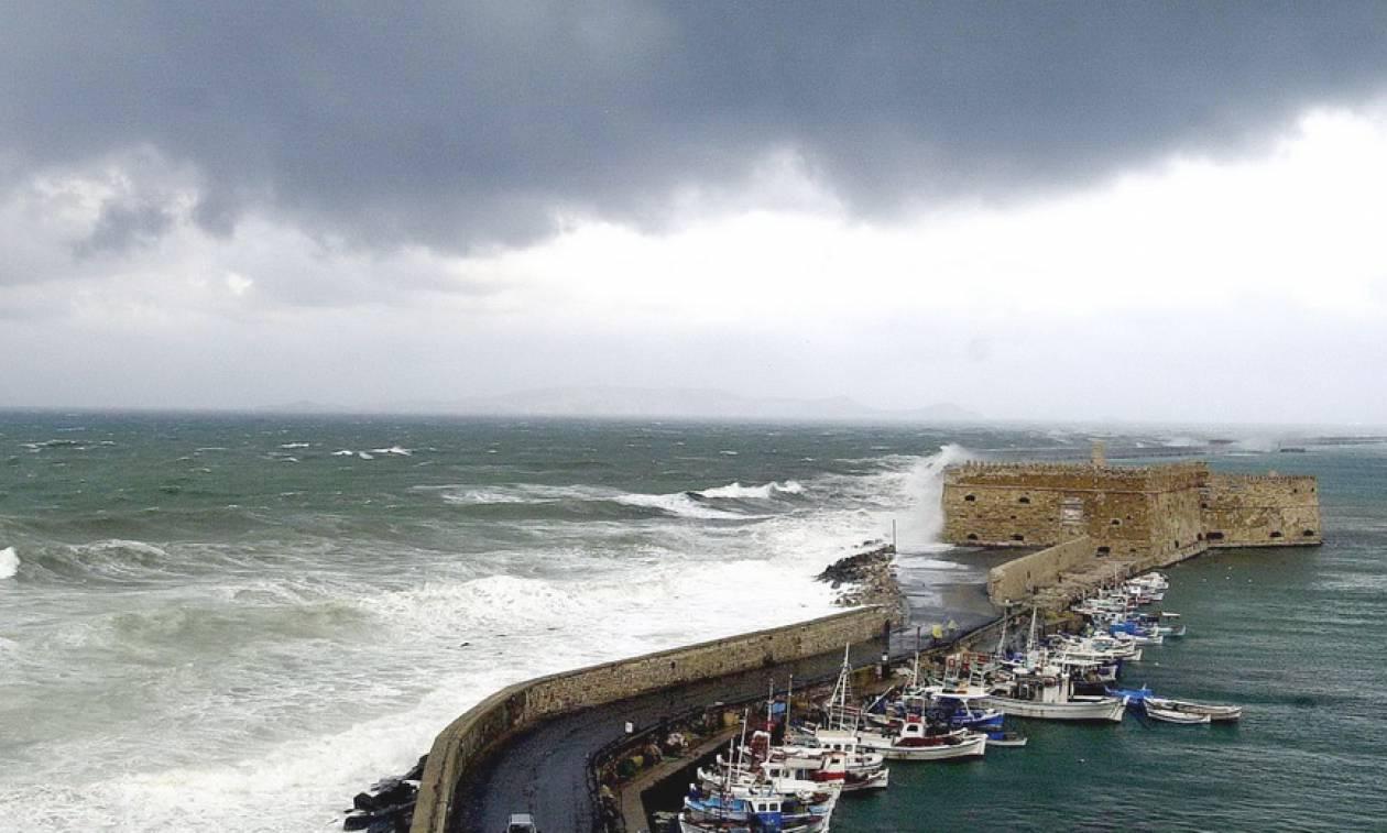 Καιρός τώρα - Έκτακτο δελτίο επιδείνωσης: Η «Ηλέκτρα» φέρνει καταιγίδες και χιονοπτώσεις (pics)