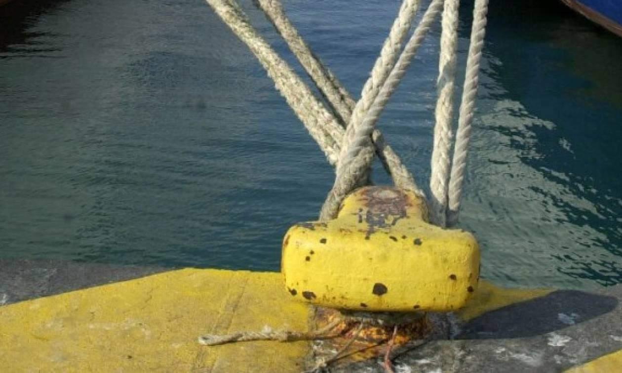 Καιρός: Σε ποια λιμάνια είναι δεμένα τα πλοία λόγω ισχυρών ανέμων