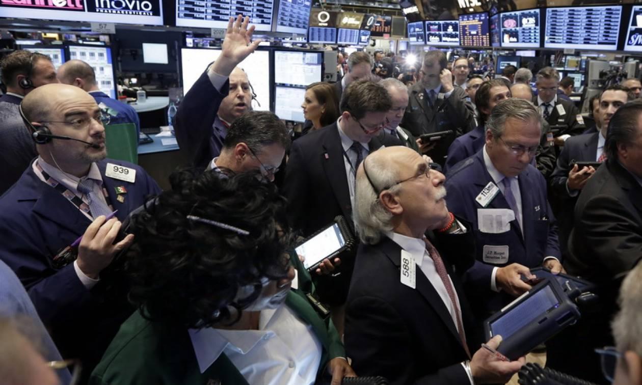 Με νέο ρεκόρ έκλεισε η Wall Street λίγο πριν το 2018