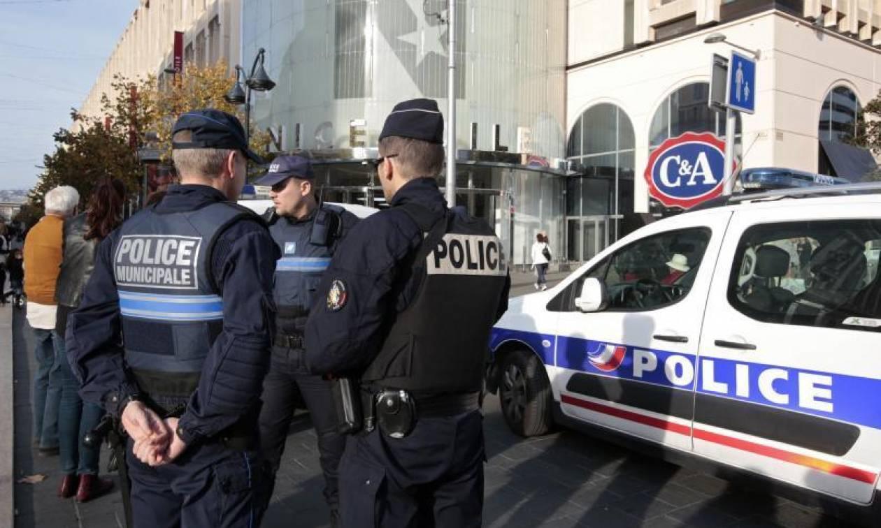 Γαλλία: Σύλληψη δύο ατόμων με την κατηγορία ότι ετοίμαζαν τρομοκρατικά χτυπήματα