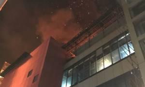 Ινδία: Πυρκαγιά σε κτήριο στη Μουμπάι στοίχισε τη ζωή σε 12 ανθρώπους