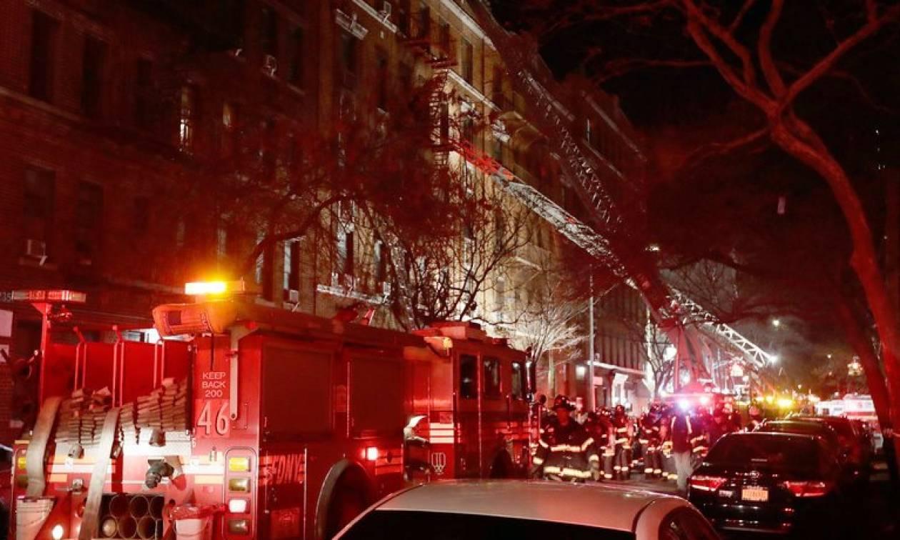 Νέα Υόρκη: Πυρκαγιά σε πολυώροφο κτήριο στο Μπρονξ με 12 νεκρούς και 4 τραυματίες (pics)
