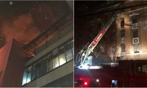 Τραγωδίες σε Μπρονξ και Μουμπάι: 24 νεκροί από πυρκαγιές σε δύο πολυώροφα κτήρια (pics)