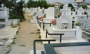 Σοκ στη Λαμία: Προσπάθησε να αυτοκτονήσει μέσα σε νεκροταφείο