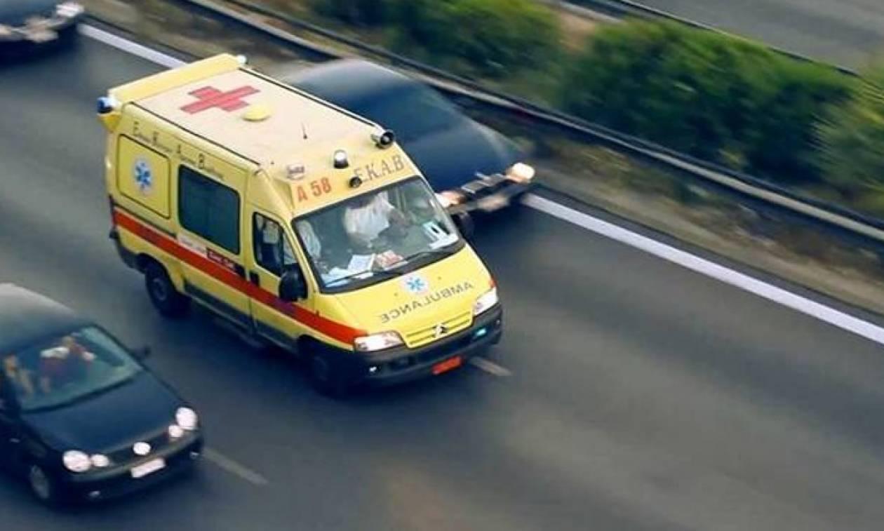 Σοβαρό τροχαίο στον Κηφισό – Ανετράπη αυτοκίνητο