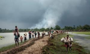 Επαναπατρίζονται οι Ροχίνγκια στη Μιανμάρ