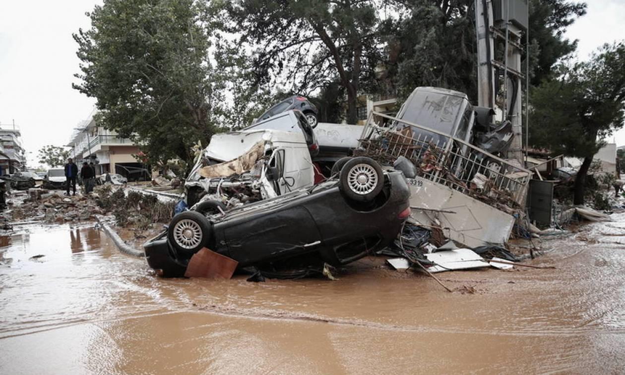 Πλημμύρες Δυτική Αττική: Εγκρίθηκαν 803 αιτήσεις αποζημιώσεων πλημμυροπαθών