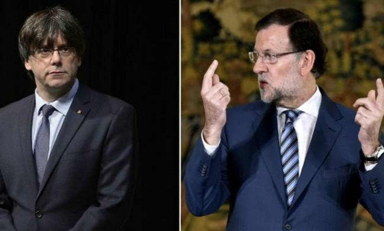 Ραχόι: «Παράλογο» να κυβερνήσει ο Πουτζδεμόν την Καταλονία από το εξωτερικό