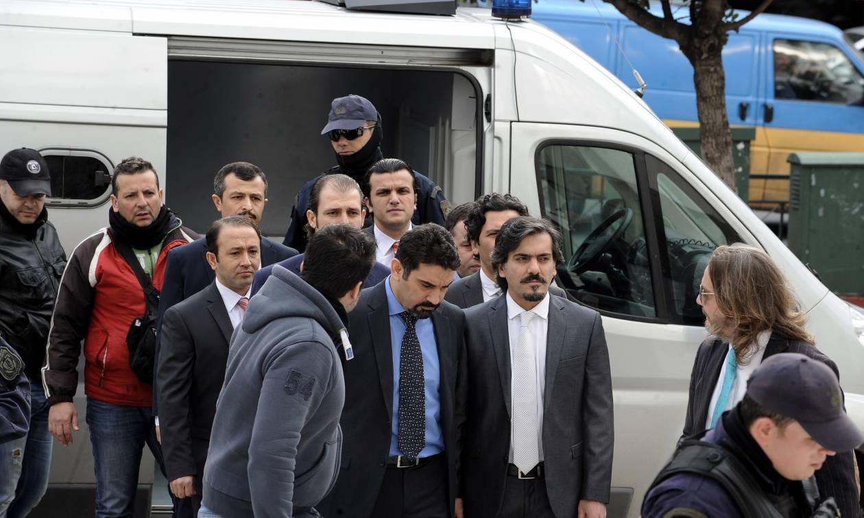 Ραγδαίες εξελίξεις: Άσυλο σε έναν από τους οκτώ Τούρκους αξιωματικούς