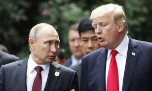 Πούτιν καλεί Τραμπ: Έλα να φτιάξουμε μια πραγματιστική συνεργασία μεταξύ μας