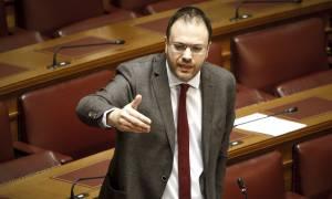 Κεντροαριστερά - Θεοχαρόπουλος: Η χώρα χρειάζεται επιτέλους μία νέα προοδευτική πολιτική