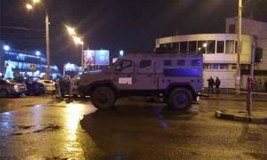 Ένοπλη ομηρεία σε ταχυδρομείο στην Ουκρανία: Τι γνωρίζουμε μέχρι στιγμής (Vids)