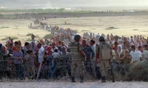 Πακτωλός χρημάτων στην Τουρκία για την αντιμετώπιση της προσφυγικής κρίσης (Vids)