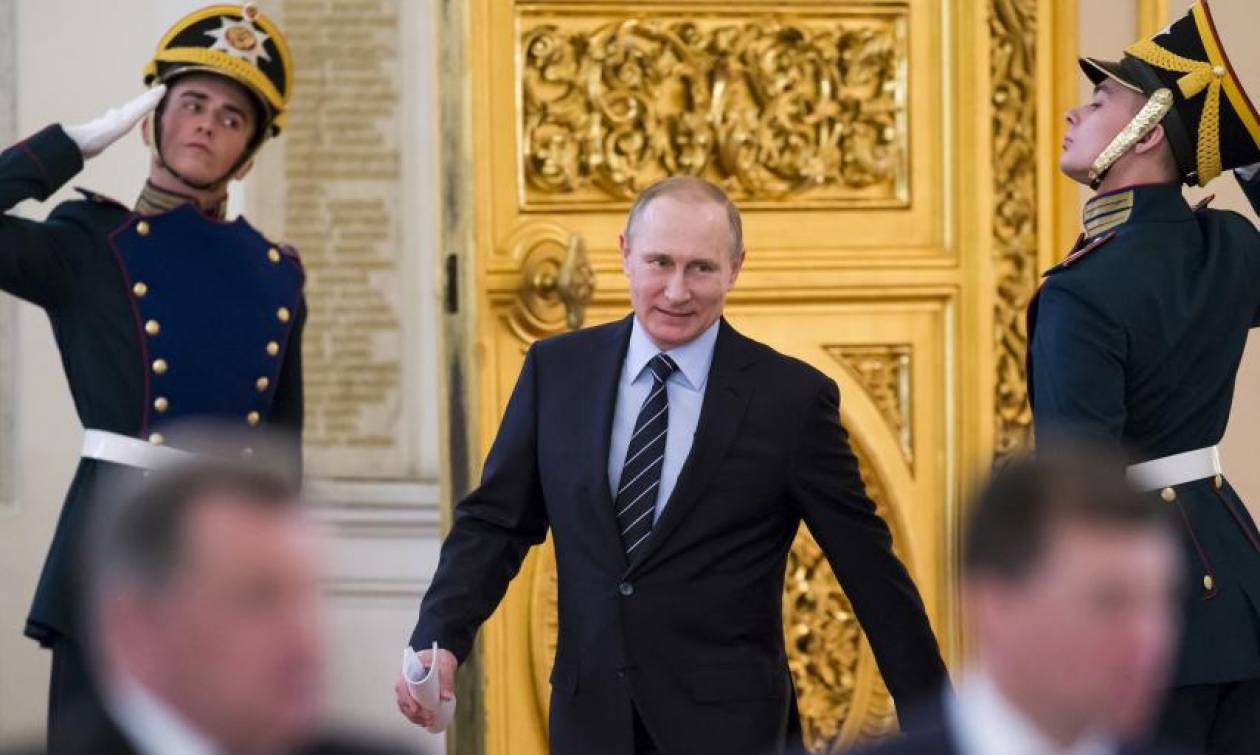 Μήνυμα Πούτιν προς Άσαντ: Σε στηρίζω, προχώρα