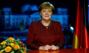 Μέρκελ: Το μέλλον της Γερμανίας είναι συνυφασμένο με το μέλλον της Ευρώπης