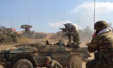 ΓΕΣ: Ο Στρατός Ξηράς και το 2018 θα είναι πυλώνας αποτροπής στο πλαίσιο της διακλαδικότητας