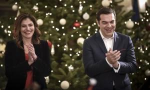 Πρωτοχρονιά 2018 - Τσίπρας: Το 2018 θα είναι μια καλή χρονιά για τη χώρα μας και για το λαό μας