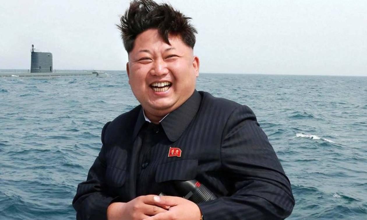 O Κιμ Γιονγκ Ουν απειλεί τις ΗΠΑ: To κουμπί για τα πυρηνικά βρίσκεται στο γραφείο μου