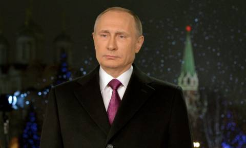 Путин пожелал россиянам перемен к лучшему и благополучия