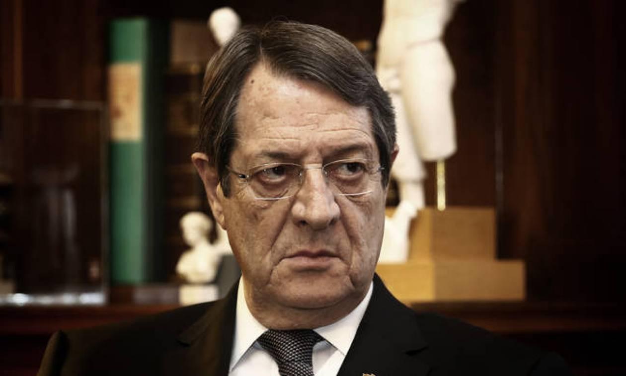 Πρωτοχρονιά 2018 - Αναστασιάδης: Το 2018 είναι έτος σταθμός για την Κύπρο