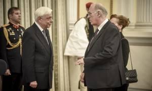 Λεβέντης προς Παυλόπουλο: Τι του είπε για την ονομασία των Σκοπίων